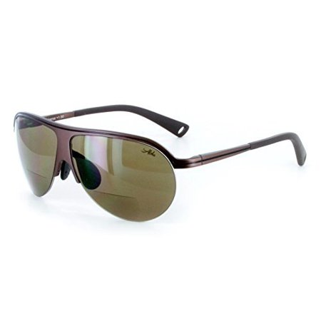 040a5eaaf9d Aloha Eyewear - Bahamaz Bifocal Aviator Sunglasses - Optical Lenses    Prescription-ready Aluminum Frames - 60mm x 18mm x 130mm (+2.00