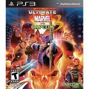 Ultimate Marvel vs Capcom 3 - Playstation 3 PS3 (Refurbished)