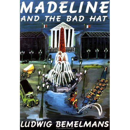Madeline and the Bad Hat - Madeline Halloween Book