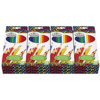 Royal & Langnickel Essentials Colored Pencils 144-Count Class Pack