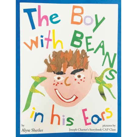 - The Boy with Beans in His Ears - eBook