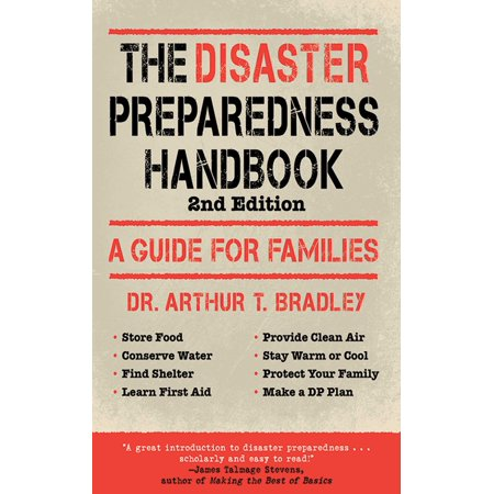 Family Cow Handbook - The Disaster Preparedness Handbook : A Guide for Families