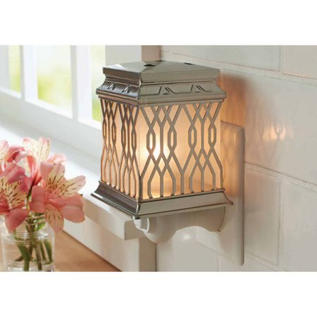 Better Homes And Gardens Accent Wax Warmer Square Trellis
