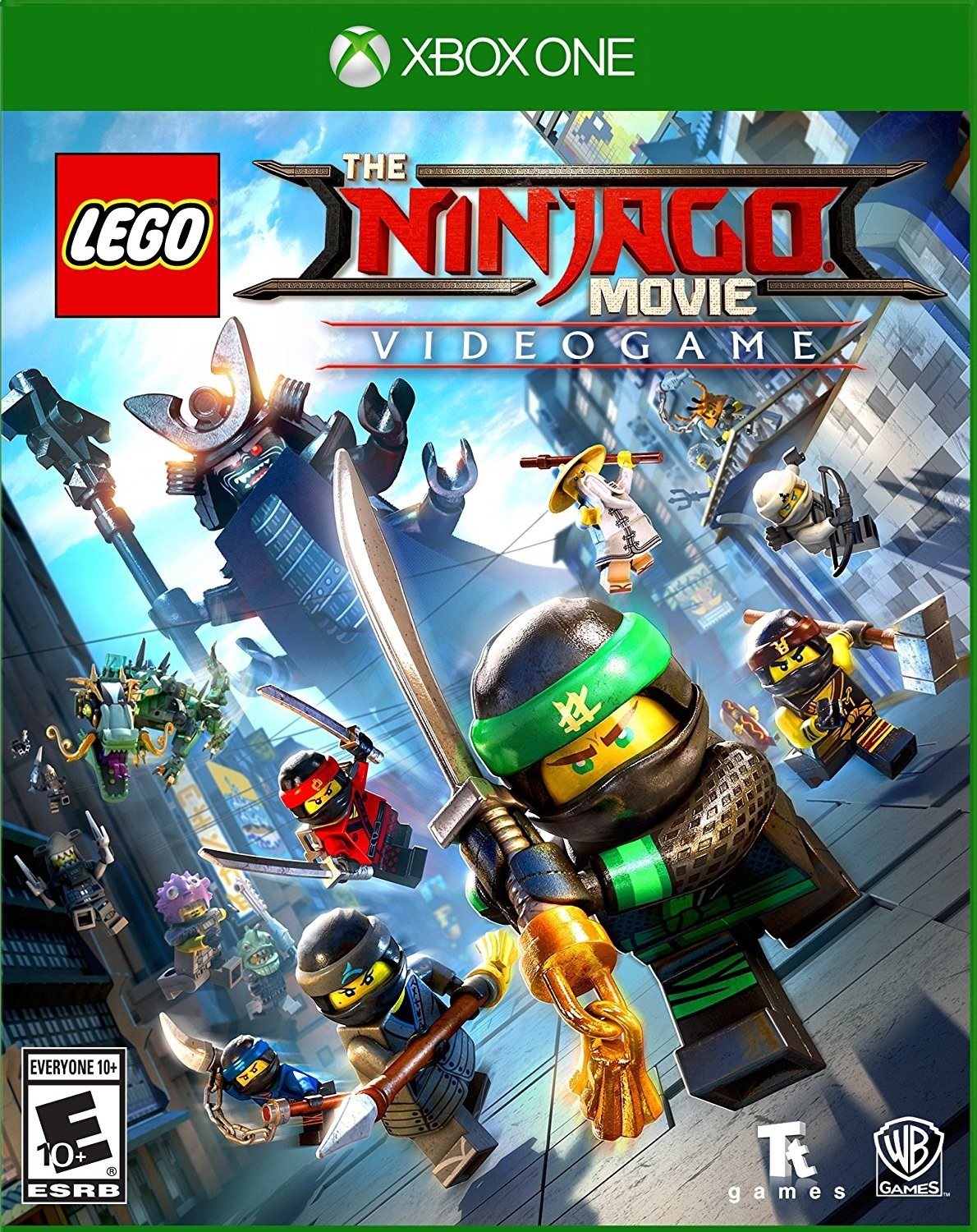 Warner Bros. The LEGO Ninjago Movie Videogame (Xbox One)