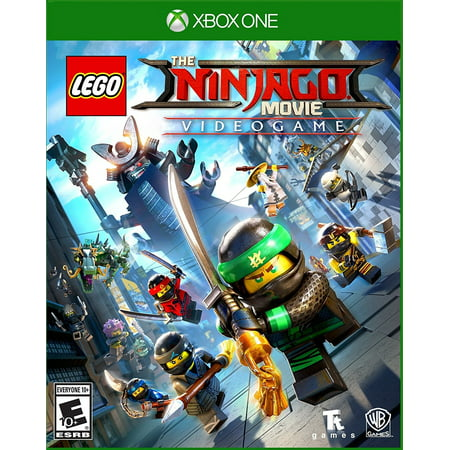 The LEGO Ninjago Movie Videogame, Warner Bros, Xbox