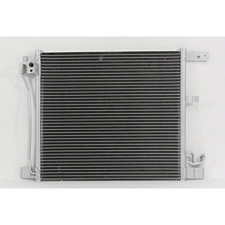 A-C Condenser - Pacific Best Inc For/Fit 3968 11-17 Nissan