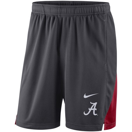 - Alabama Crimson Tide Nike Franchise Shorts - Charcoal