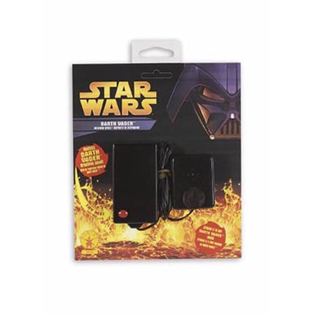 Darth Vader Breathing Device Adult Halloween Accessory for $<!---->