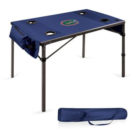 Florida State Game Table (Florida Gators Portable Folding Travel Table - Navy - No)