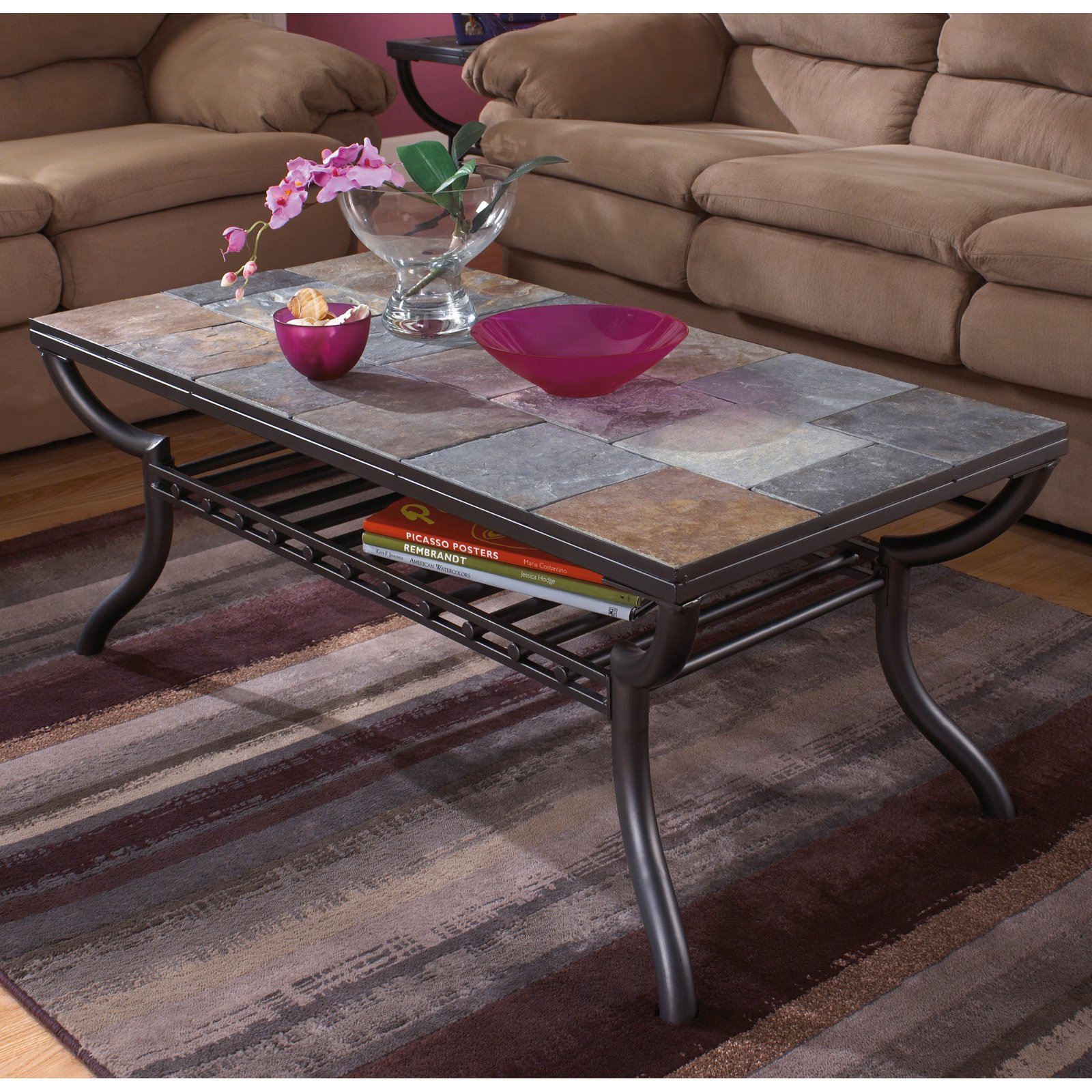 signature designashley antigo rectangular cocktail table