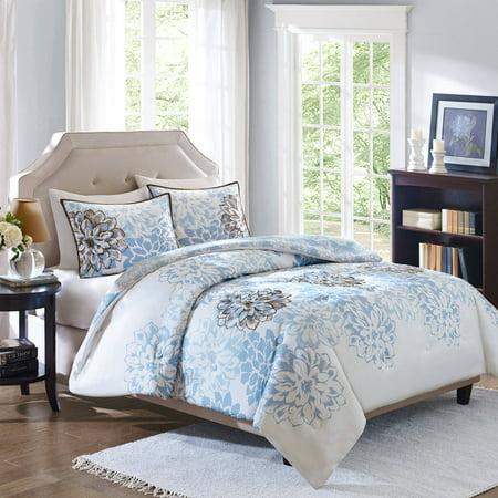 Better Homes And Gardens Capri 3 Piece Reversible Comforter Bedding Set