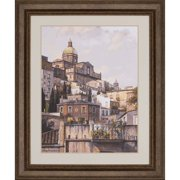 Paragon Ancient Hilltop by Ives Framed Painting Print