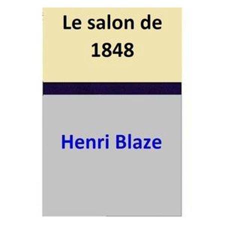 Le salon de 1848 - eBook