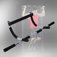 Heavy Duty Doorway Pull Up Bar Exercise Fitness Chin-Up Trainer for Home Gym