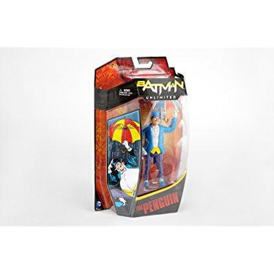 Batman Unlimited Series 1 The Penguin 6
