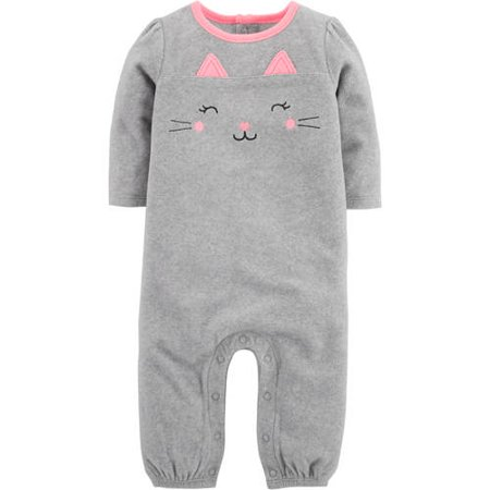 bb2888ba9e8d Child of Mine by Carter s - One Piece Jumpsuit (Baby Girls ...