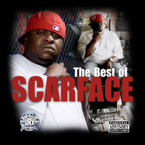 The Best Of Scarface (explicit) (CD)