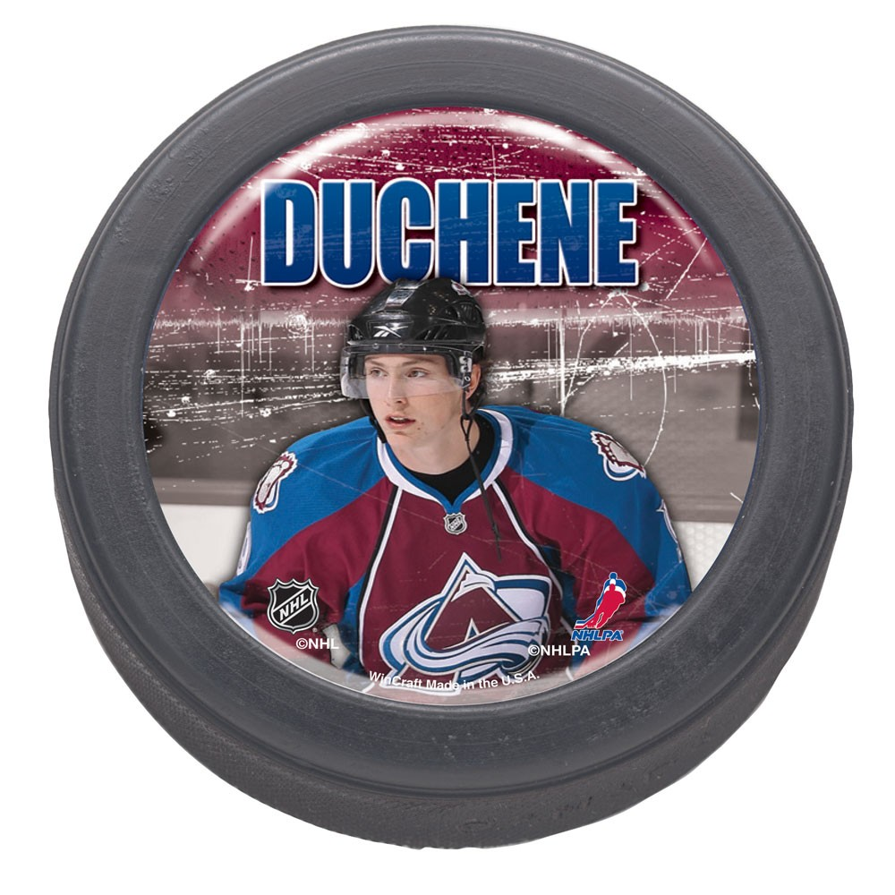 Colorado Avalanche Official NHL Official Size Hockey Puck by WinCraft