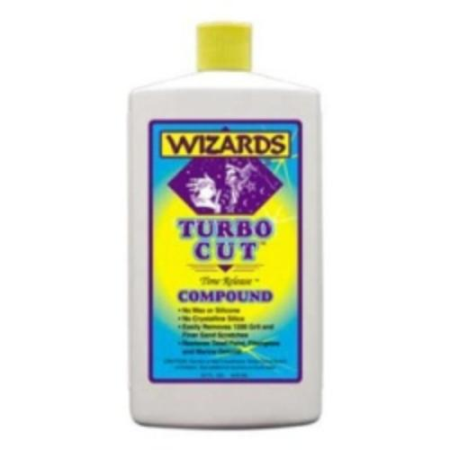 Wizard Products 11045 Compound, Turbo Cut, 4oz