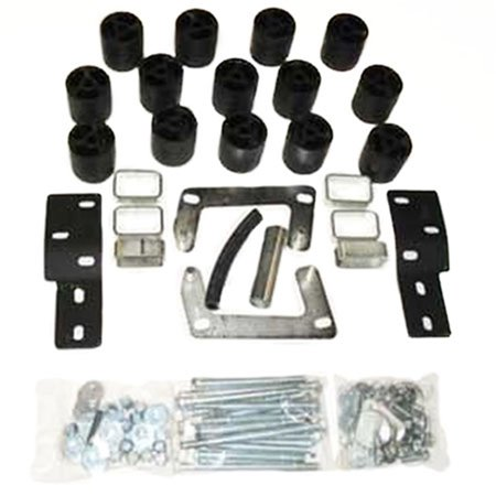 - Daystar PA883 Body Lift Kit
