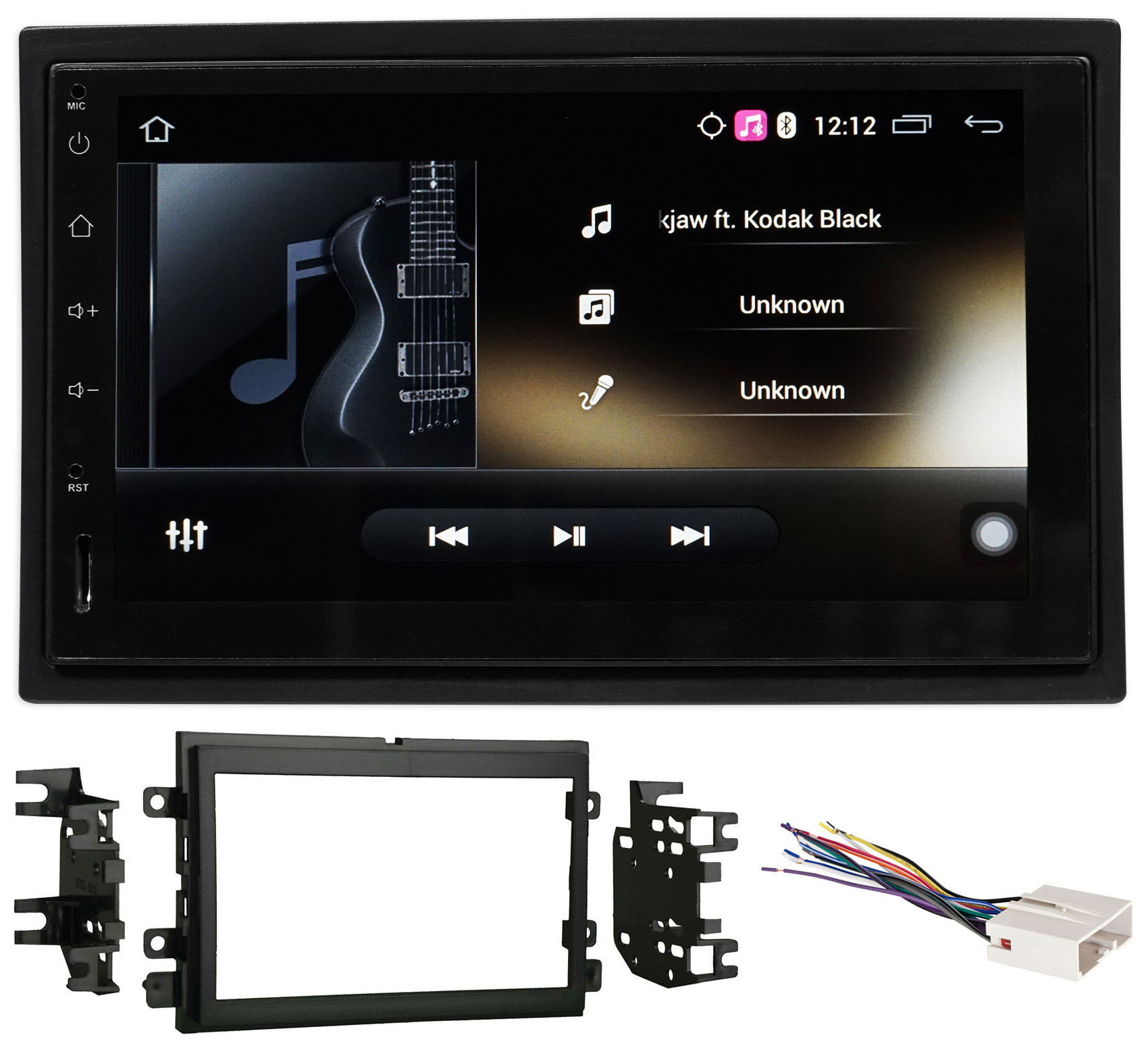 Car Navigation/Bluetooth/Wifi/Android Receiver For 2005-2006 Ford Mustang