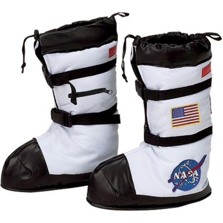 Morris Costumes Astronaut Boots Child Large, Style AR55LG