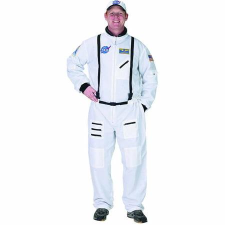 NASA Astronaut Suit Adult Halloween - Napa Halloween City