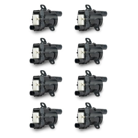 Tremendous Ignition Coil Pack Set Of 8 Fits V8 Chevy Silverado 1500 2500 Tahoe Suburban Gmc Sierra Savana Yukon Xl 1500 2500 More Replaces Download Free Architecture Designs Terstmadebymaigaardcom