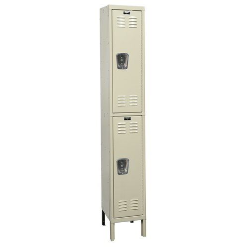 Hallowell Premium 3 Tier 1 Wide School Locker