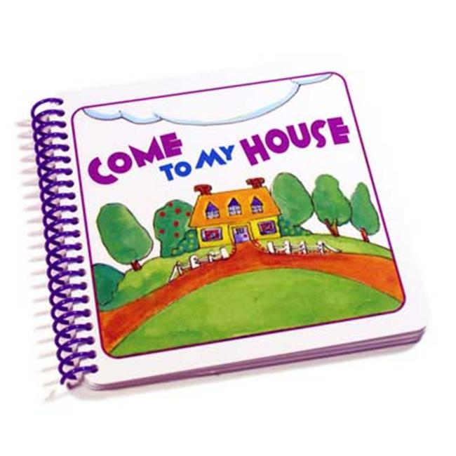 North Country Kids CLWM-101 Come to My House Book