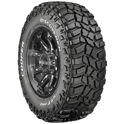 Cooper Discoverer STT PRO 109Q Tire 31/10.50R15LT