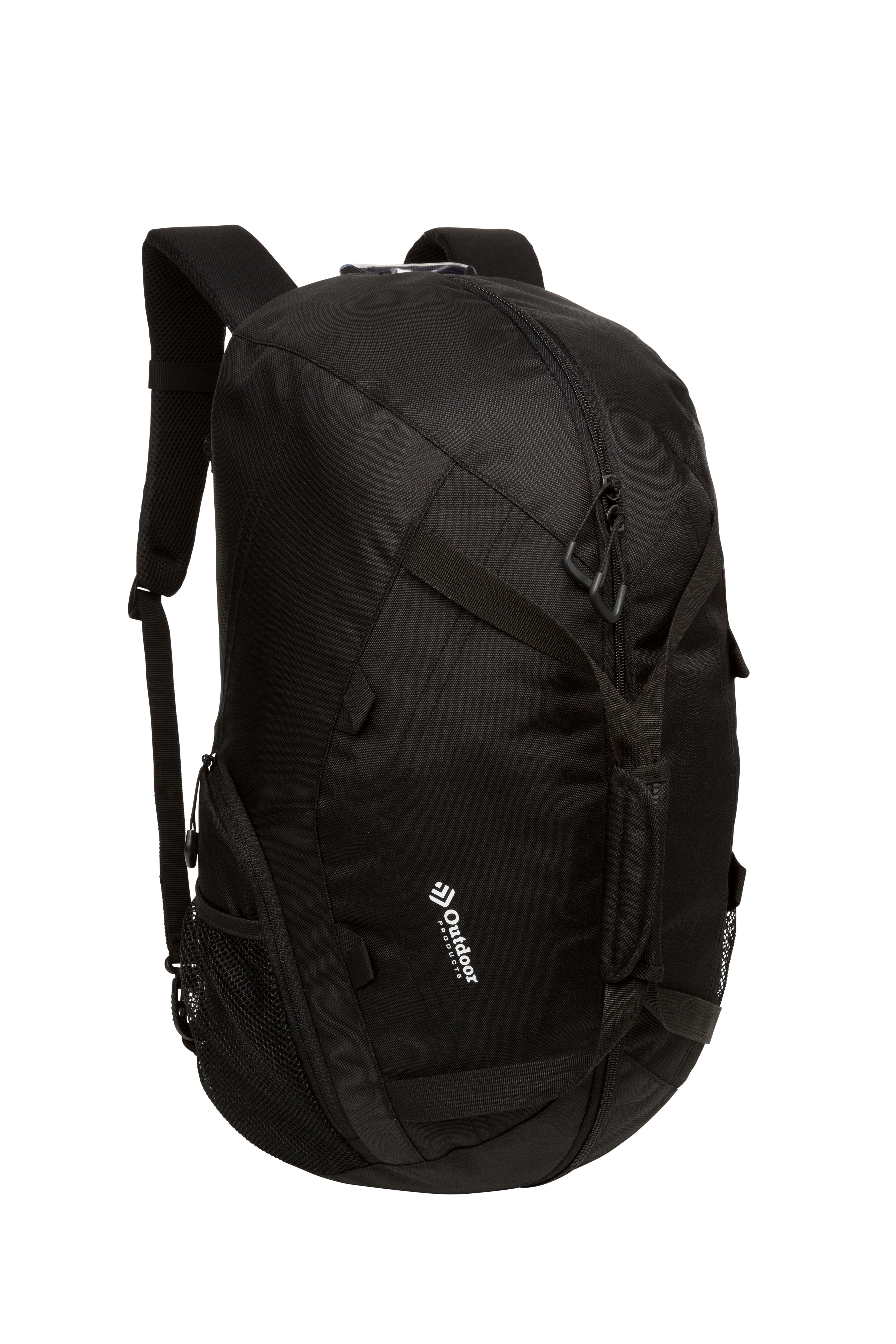 Outdoor Products City-Hiker Backpack Duffel Bag, Black