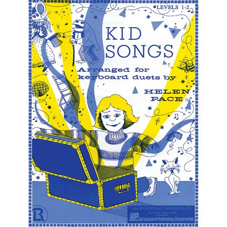 Lee Roberts Kid Songs (Keyboard Duets Levels 1-2) Pace Duet Piano Education Series Composed by Helen - Halloween Theme Song Keyboard Notes