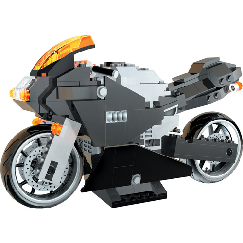 Mega Bloks: Carbon Series - Advanced Sports Bike
