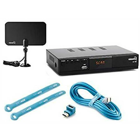 Viewtv at 163 atsc digital tv converter box bundle with viewtv flat viewtv at 163 atsc digital tv converter box bundle with viewtv flat hd digital indoor publicscrutiny Image collections