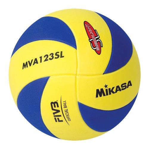 Mikasa D25 Official FIVB Super Lightweight Training Ball, Ball Player Volleyball Lightweight D25 Natural FIVB Training Super Born Official TShirt Mikasa By Mikasa Sports