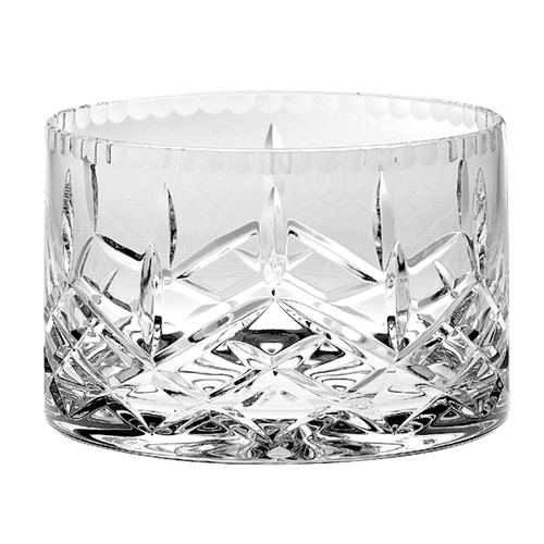 Majestic Crystal Straight Sided Decorative Bowl