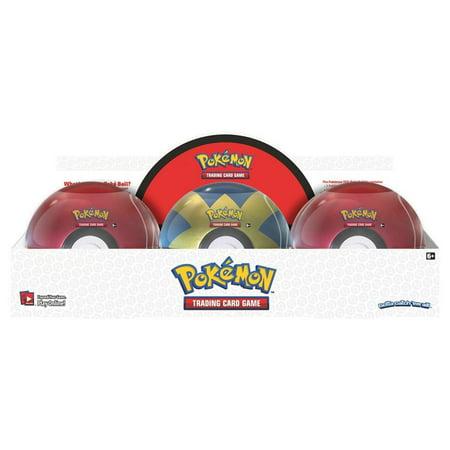 Six Tin - PKM: Poke Ball Tin (6) The Pokémon Company Int'l PKU80367