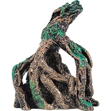 GloFish Mangrove Ornament Decoration for Aquariums, Small