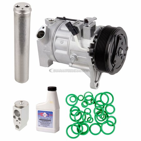 OEM AC Compressor w/ A/C Repair Kit For Nissan Altima SV V6 2013 2014
