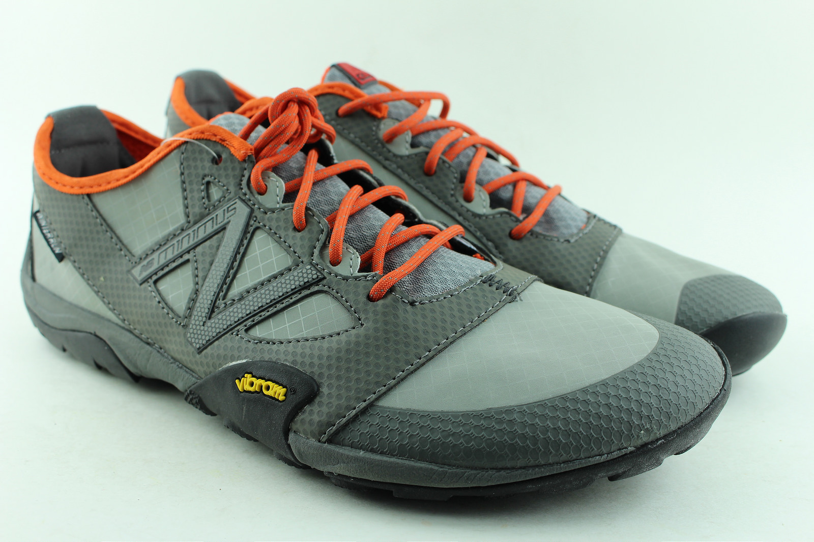 New Balance WT20GR Size Women Grey Orange Size WT20GR 10.0 New e8ac1d
