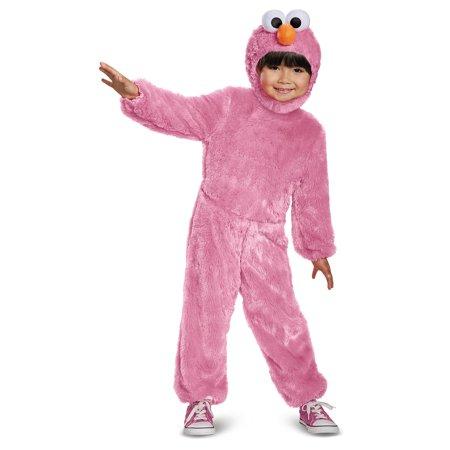 Pink Elmo Comfy Fur Infant Costume for $<!---->