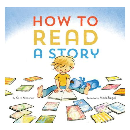 How to Read a Story (Hardcover)](Halloween Stories Online Read)