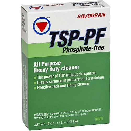 #10611 LB TSP PhosFree Cleaner, Savogran #10611 LB TSP PhosFree Cleaner By Savogran