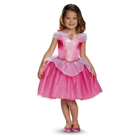 Disney Sleeping Beauty Aurora Classic Girls Costume for $<!---->