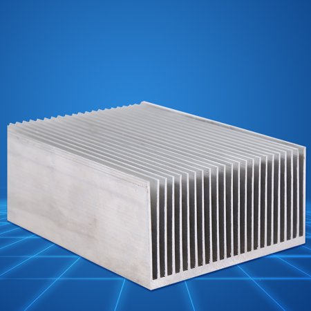 Yosoo 1pc Aluminum Heatsink Heat Sink Cooling for Led Amplifier Transistor IC Module 100*69*36mm, Cooling Chip, Cooler ()