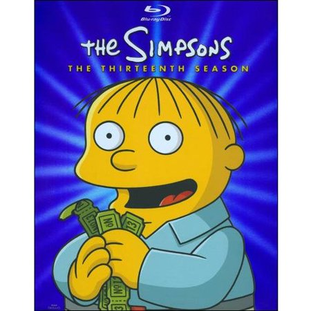 Simpsons: The Thirteenth Season (Blu-ray) (Full Frame)