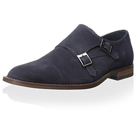 Joseph Abboud Men's Alfie Oxford, Navy, 11 M US