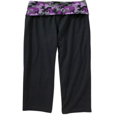 eff52b06c77d86 Danskin Now - Danskin Now - Women's Plus-Size Foldover Waist Fashion ...