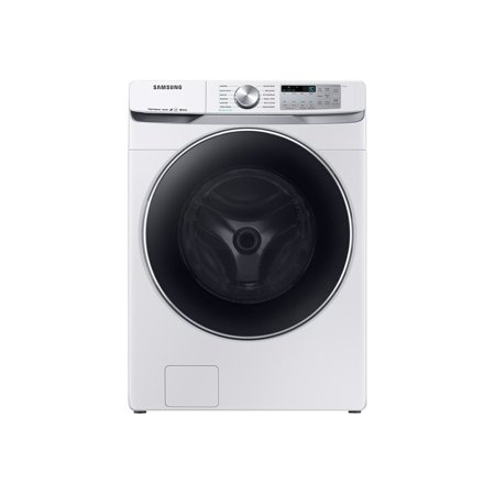 Samsung WF6300 WF45R6300AW - Washing machine - freestanding - width: 27 in - depth: 31.4 in - height: 38.7 in - front loading - 4.5 cu. ft - 1200 rpm - white
